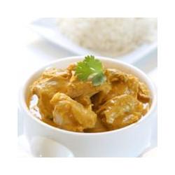 Poulet coco au curry