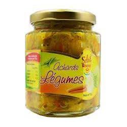 Achard de légume pimenté 200gr
