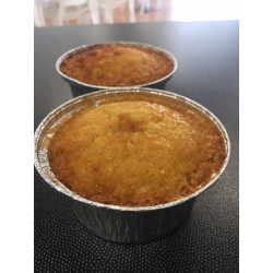 Part de gâteau manioc