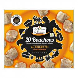 Bouchon Poulet Gingembre x20 400gr
