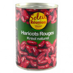 Haricot rouge nature 400gr