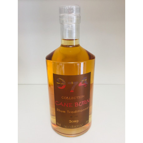 Rhum Cane Burn Collection 974 70cl 49%