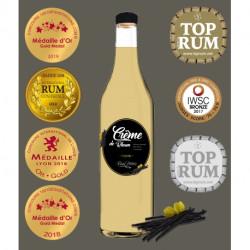 Crème de Vanille Bourbon 70cl 20%